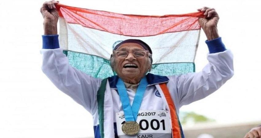 nari shakti award will be conferred on 104 year old dhwika man kaur