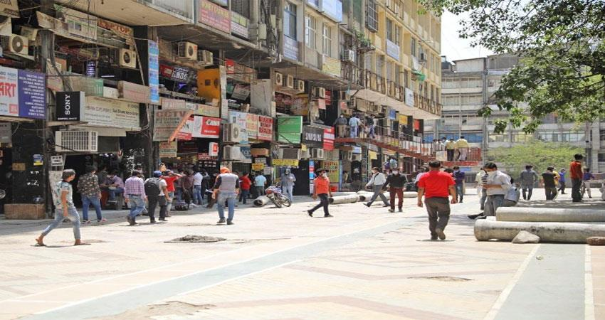 corona in delhi market associations decide markets themselves will not shut down albsnt