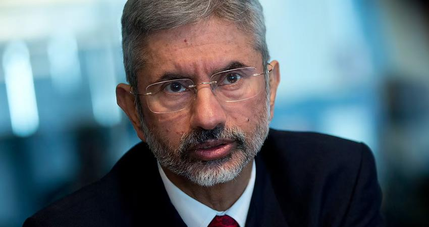 india deadlock with china foreign minister jaishankar said india is being tested rkdsnt