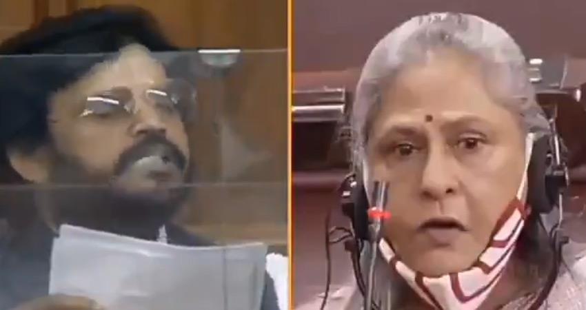 bollywood celebrities praise jaya bachchan speech in parliament targets ravi kishan rkdsnt