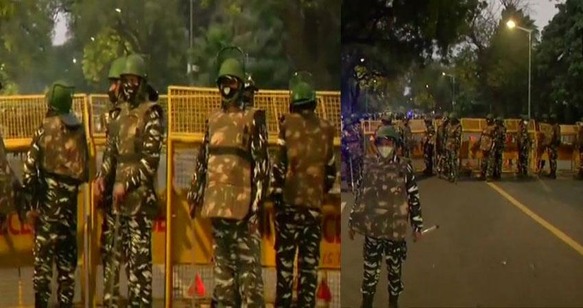 after the blast in delhi security increased in major places including mumbai alert issued albsnt