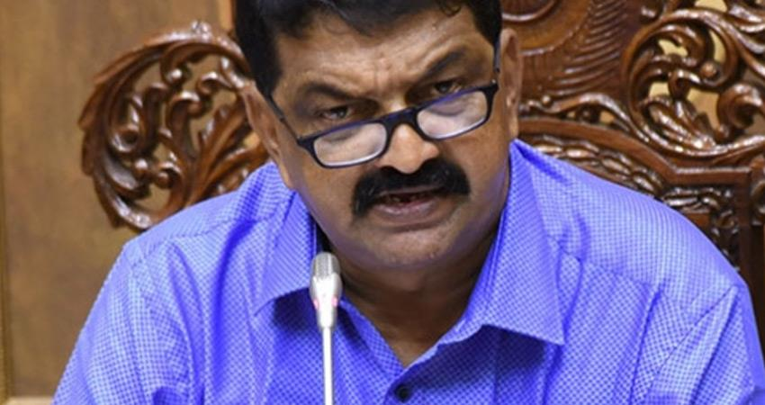 goa assembly speaker rejects disqualification of mlas in bjp rkdsnt