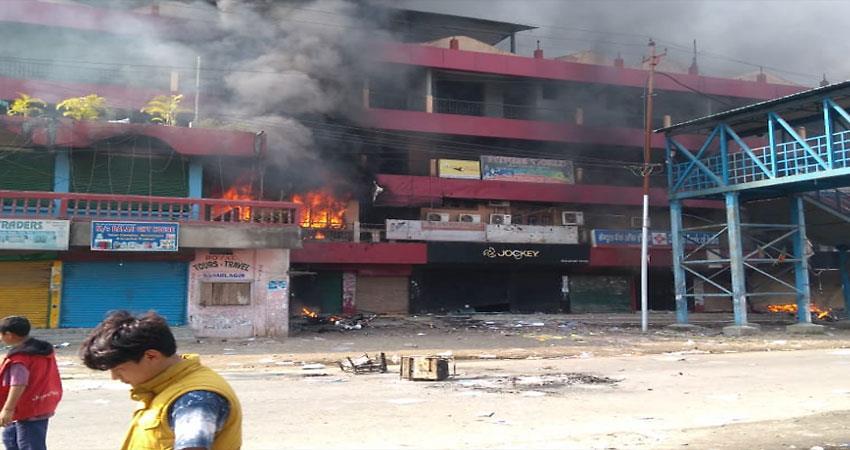 arunachal-pradesh-deputy-chief-minister-s-bungalow-fired-by-demonstrators