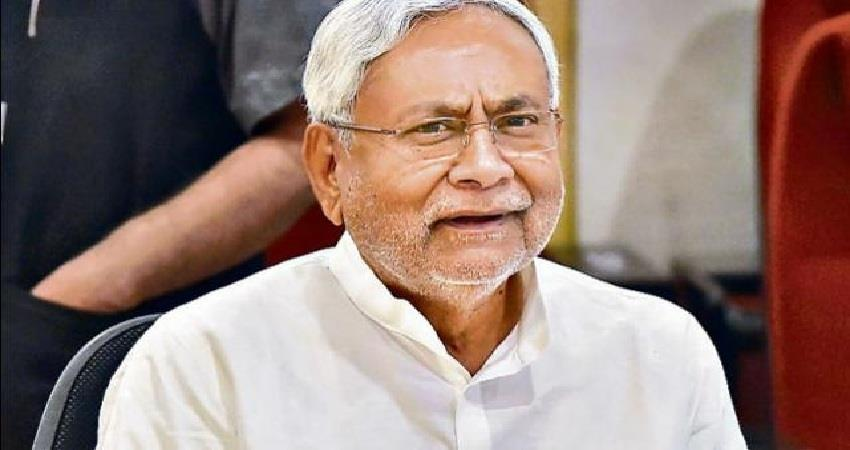 corona effect pk seeks bihar cm nitishs resignation accused of not handling the situation albsnt