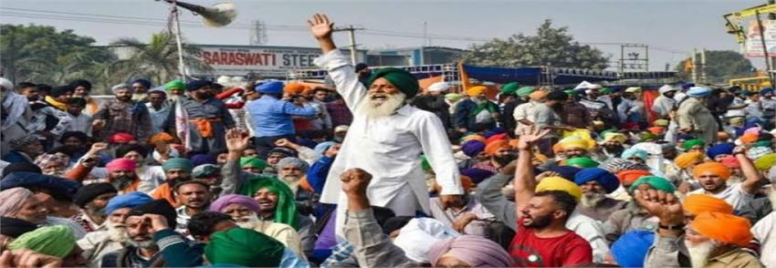two protesters killed in farmer movement one was corona positive djsgnt