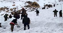 हिमाचल में हिमस्खलन से एक जवान शहीद, 5 के और दबे होने की आशंका