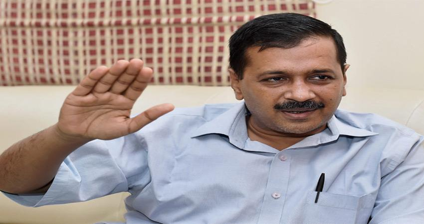 Delhi Kejriwals claim AAP government will be formed again