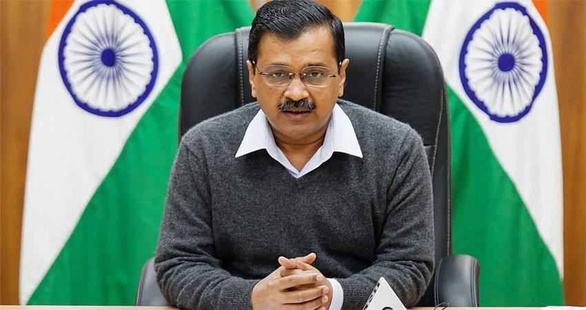 delhi cm kejriwal to get corona vaccinated djsgnt