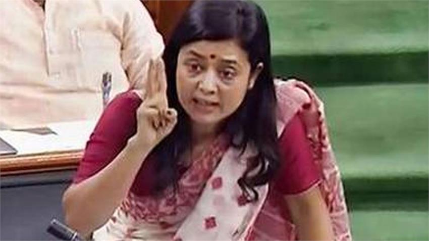TMC MP Mahua Moitra ridiculed BJP Modi Shah lockdown phases rkdsnt