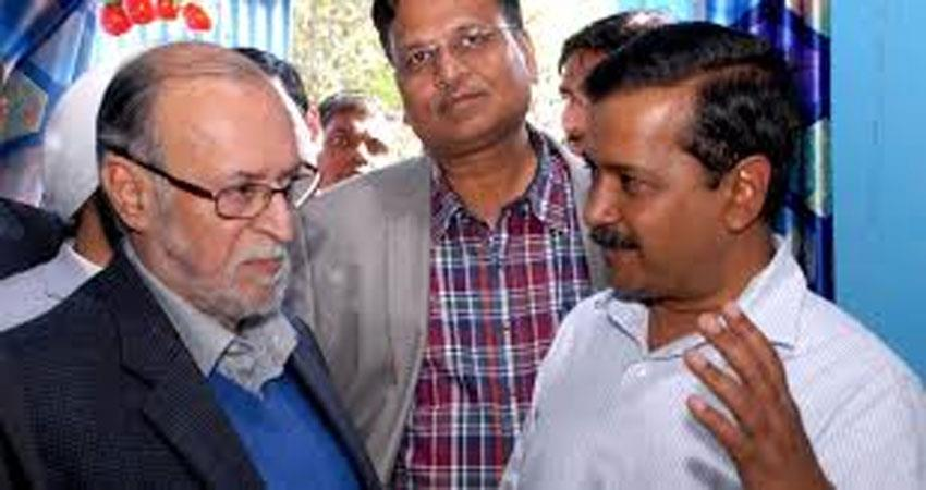 discussed measures to contain covid 19 outbreak with cm delhi arvind kejriwal