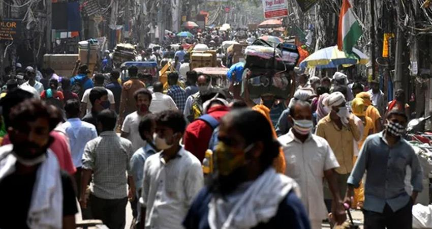 delhi sadar bazar now closed for three days for violating corona rules rkdsnt