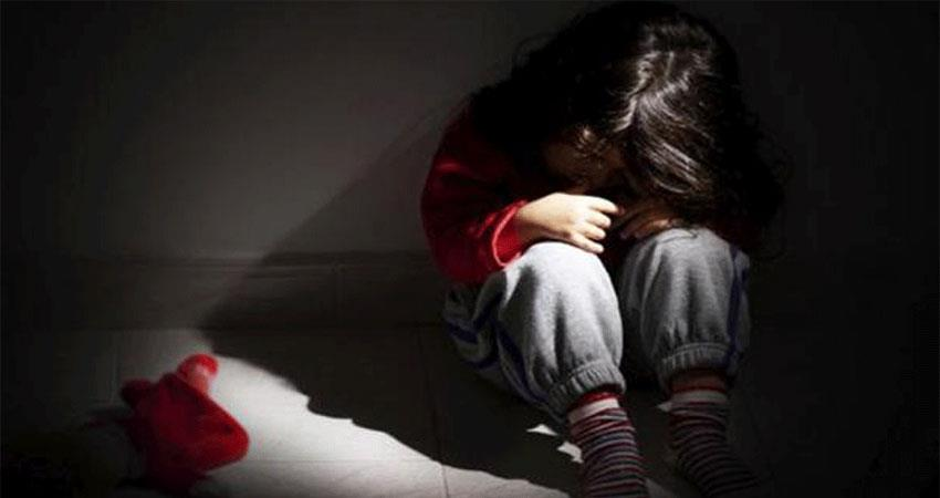 up noida three year old girl raped accused arrested
