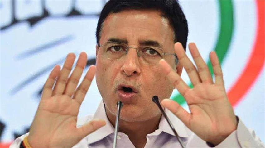 sonali phogat case congress surjewala ask are the employees of haryana a bjp servant rkdsnt