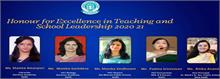 सीबीएसई शिक्षा पुरस्कार 2020-21 से 22 शिक्षक हुए सम्मानित