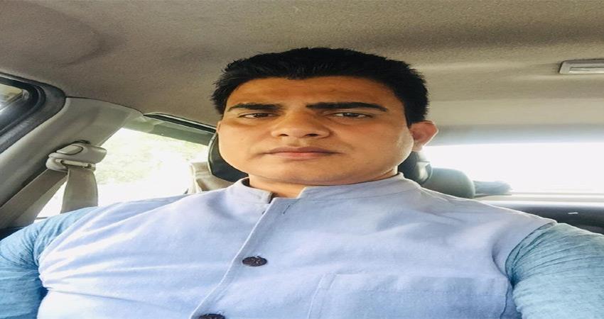 jamia violence is the brainchild of prashant kishore claims bjp leader rahul trivedi