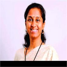सुप्रिया सुले पर पूर्व राकांपा कार्यकर्ता को धमकाने का आरोप
