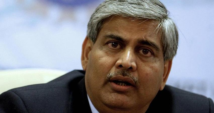 exercise to choose the new icc chairman in place of shashank manohar rkdsnt