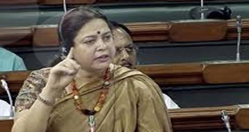 meenakshi lekhi said this on the demand of hanging the gang rape convicts
