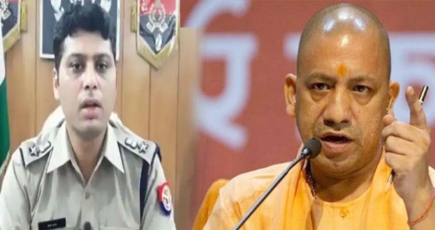 yogi government took big decision 15 ips officers transferred pragnt