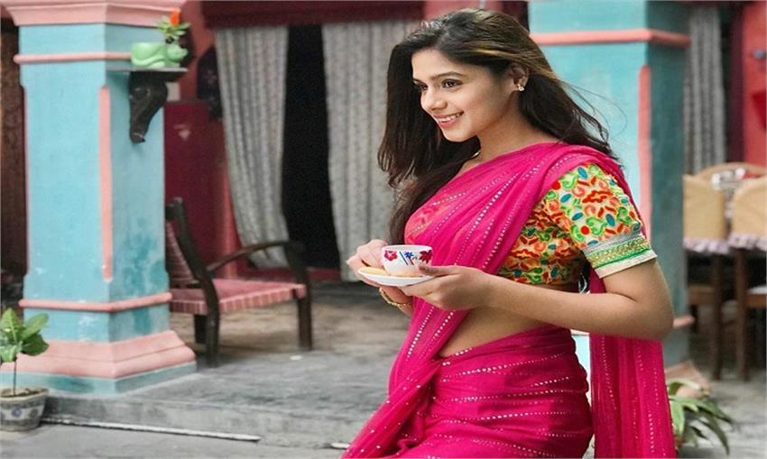pranati rai prakash wishes her fans happy eid vbgunt