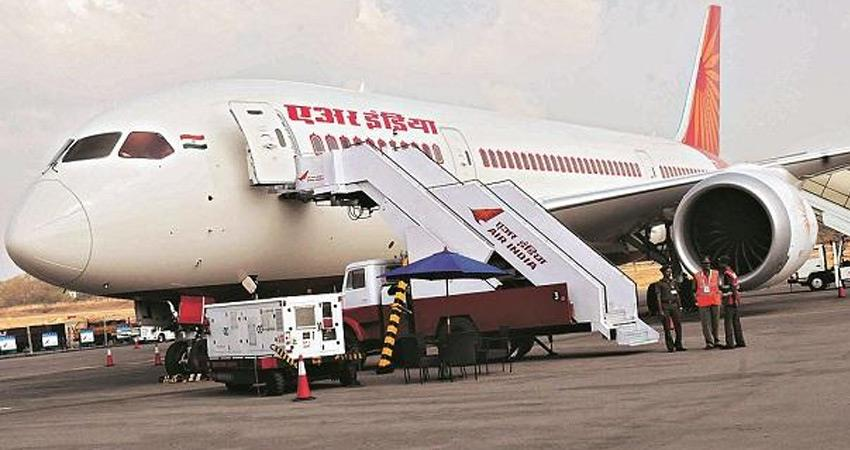 financial bids for disinvestment air india tata sons also included in bidders rkdsnt
