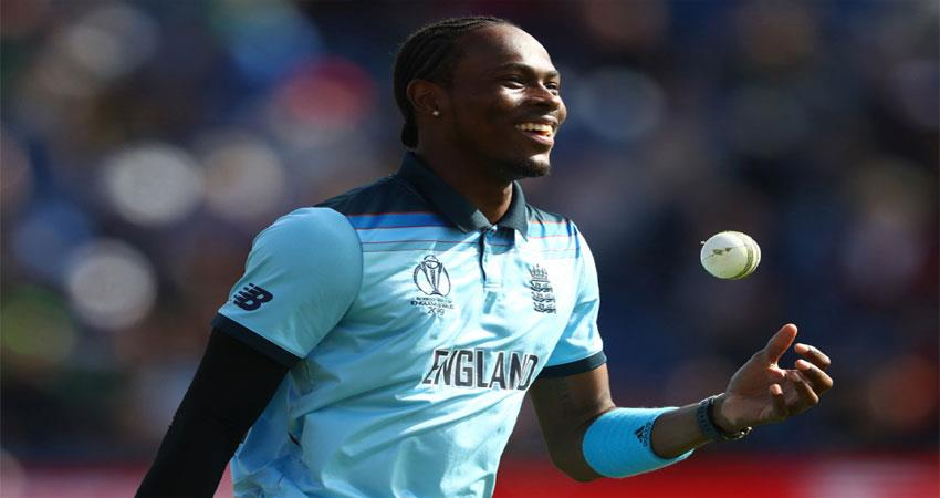 england''''s fast bowler jofra archer said - no pressure on the final 2019