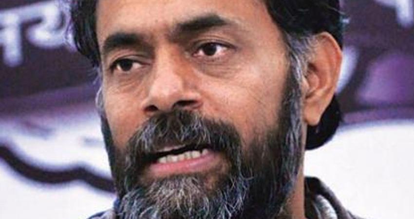 yogendra yadav questions supreme court decision in prashant bhushan contempt case rkdsnt