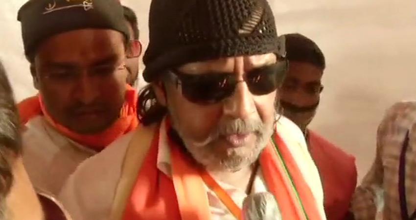 mithun chakraborty showed attitude after joining bjp said i am cobra rkdsnt