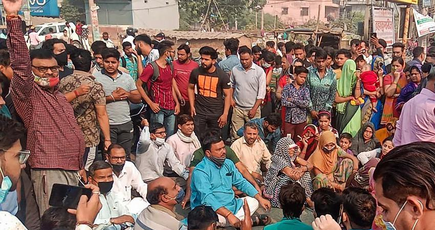 haryana main accused killing woman had earlier compromised with victim family rkdsnt