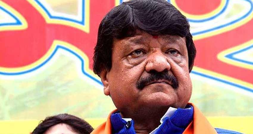 bjp kailash vijayvargiya not aware notice to his son akash vijayvargiya over beating officer cricket