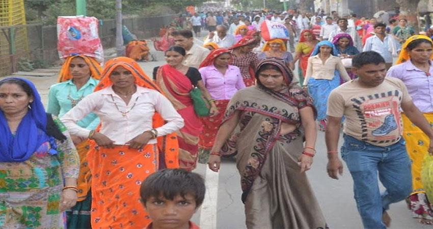 mathura news mudiya mela in goverdhan