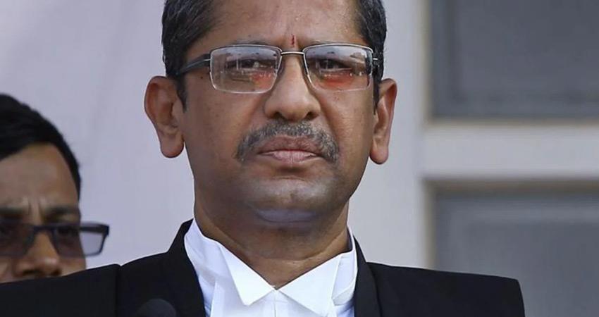 cji ramana seeks singapore help to set up international arbitration center in hyderabad rkdsnt