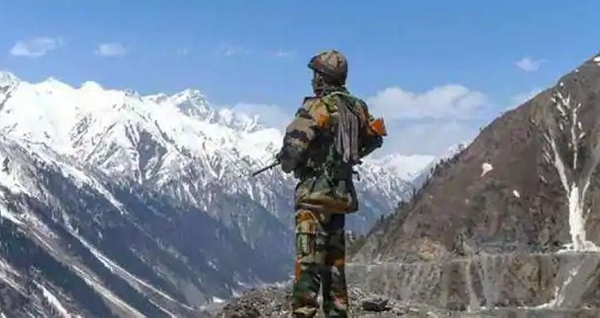 india will continue high level of vigilance despite withdrawal of chinese troops in ladakh rkdsnt