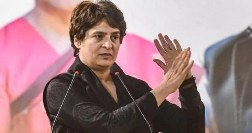 priyanka gandhi appeals to free mobile recharge in times of crisis  albsnt