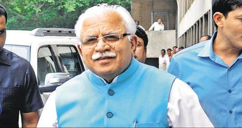 necessary steps will be taken to implement nrc in haryana manohar lal khattar