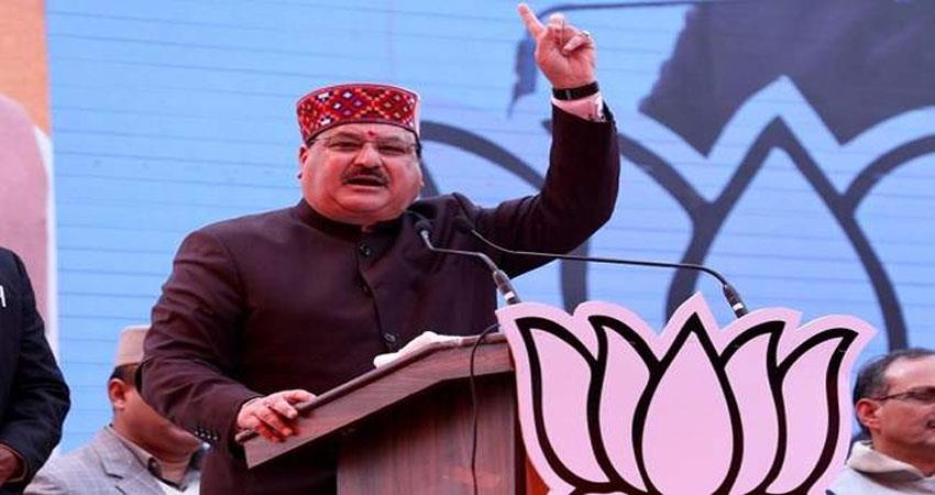 former prime ministers on caa only said modi showed tax -jp nadda