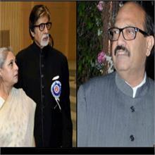 जया बच्चन पर भड़कते नजर आये अमर सिंह, बोले- 'आपके पति ने जुम्मा-चुम्मा क्यों किया ?'