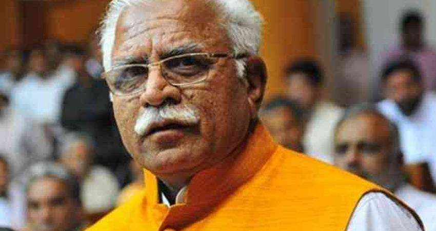 farmers agitation agriculture law uneasiness in haryana bjp dhankhar raised questions rkdsnt