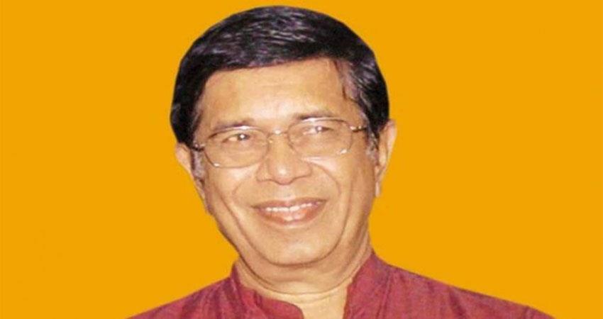 oscar fernandes rajyasabha cow urine congress leader yog cancer