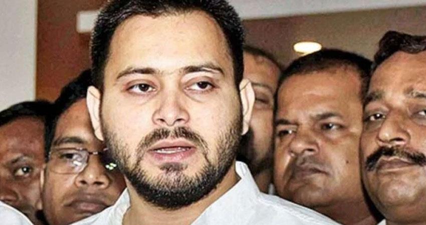 Tejashwi Yadav RJD says will boycott if Bihar assembly session is shortened corona virus rkdsnt