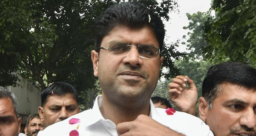 dushyant chautala jjp says ml khattar led haryana cabinet will be expanded next two days
