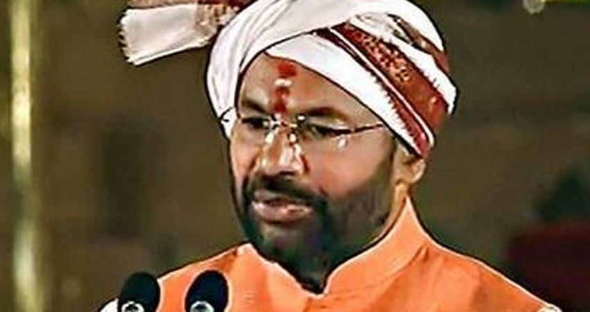 modi govt minister kishan reddy says leh ladakh kargil emerge as important centers of buddhism