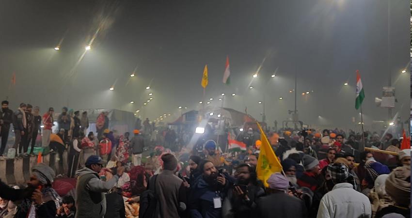 united kisan morcha opened against haryana bjp minister dalal and anil vij rkdsnt
