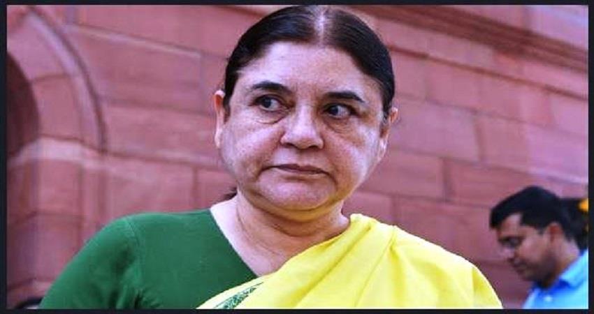case-registered-against-maneka-gandhi-bjp-malappuram-statement-prsgnt