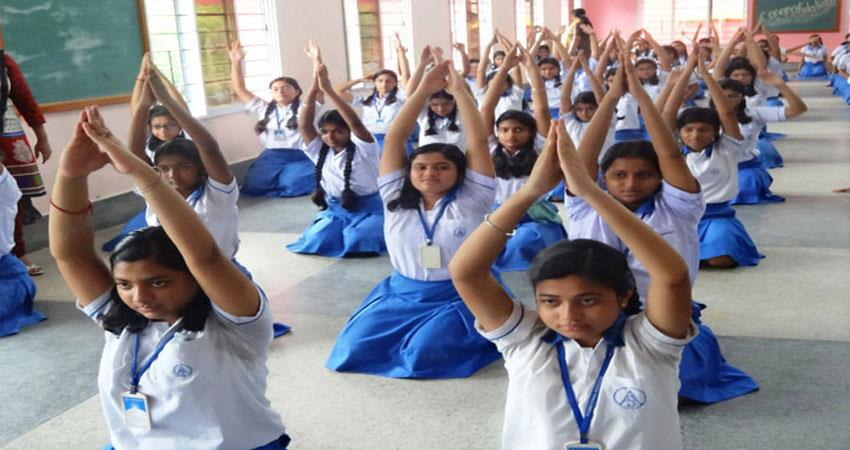 education minister said yoga will begin in himachal schools