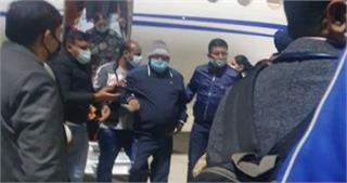 राजद सुप्रीमो लालू प्रसाद की तबियत बिगड़ी, लाये गए रांची से दिल्ली AIIMS