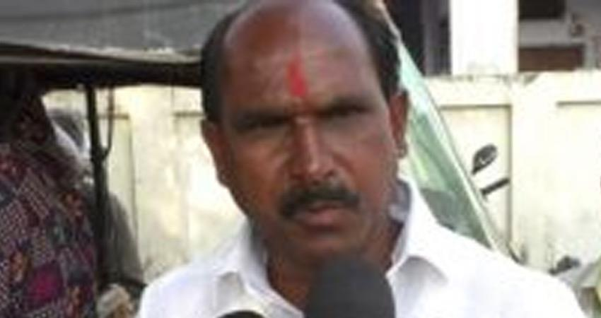 bjp mla daughter-in-law accused of father in law harassment sat on hunger strike rkdsnt