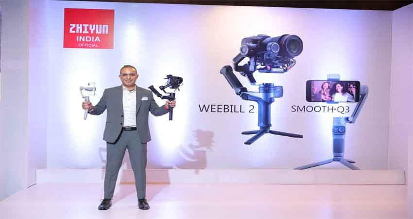 zhiyun-india-introduces-smooth-q-3-and-weebill-2-products