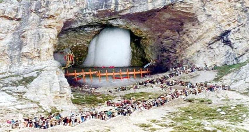 amarnath pilgrimage cave four pilgrims died in south kashmir amid all precautions