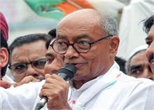 भाजपा EVM पर निर्भर, इसलिए जनता की नाराजगी से केंद्र परेशान नहीं: दिग्विजय